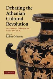 Debating the Athenian Cultural Revolution image
