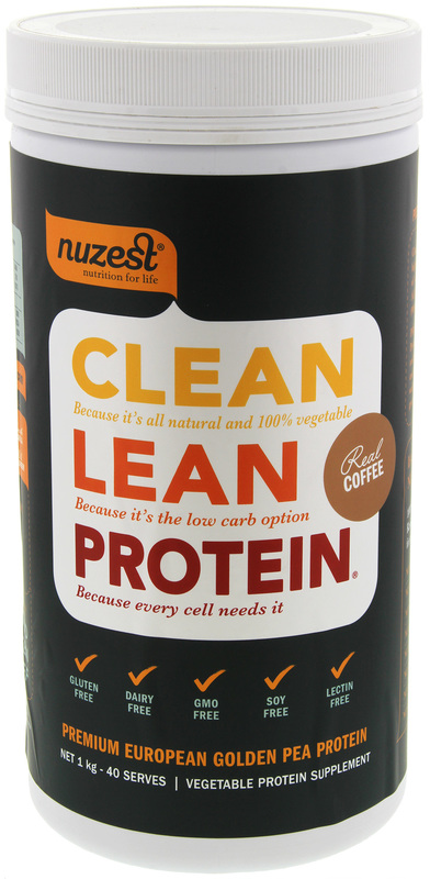 Clean Lean Protein - 1kg (Real Coffee)