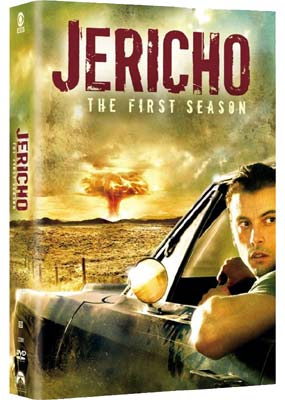 Jericho (2006) - Season 1 (6 Disc Set) on DVD image