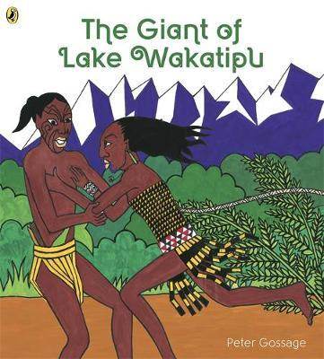 The Giant Of Lake Wakatipu by Peter Gossage