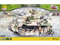 Cobi: World War 2 - Pz.Kpfw VI Tiger II B Konstiger