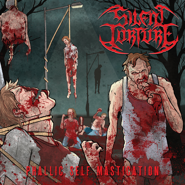 Phallic Self Mastication by SILENT TORTURE