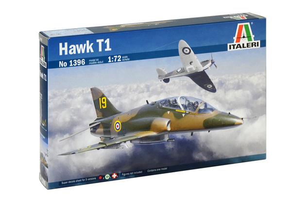 Italeri 1/72 Hawk T1 - Scale Model Kit
