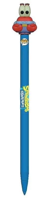 Spongebob Pen Topper Pop! - Mr Krabs