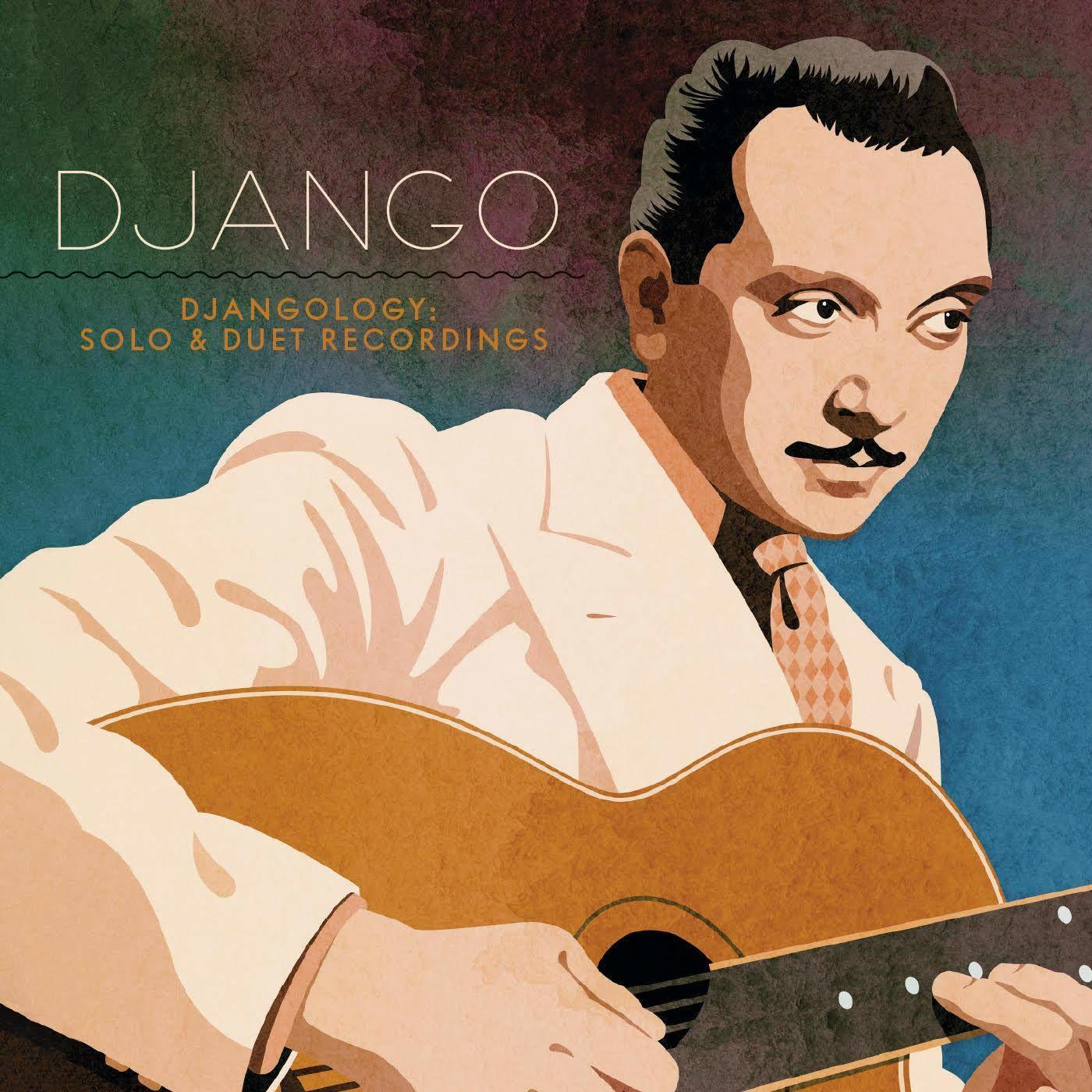 Djangology: Solo and Duet Recordings by Django Reinhardt image