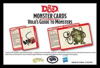D&D Monster Cards: Volo's Guide to Monsters (81 cards) image