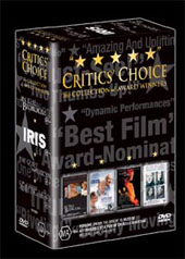 Critics Choice on DVD