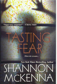 Tasting Fear by Shannon McKenna image