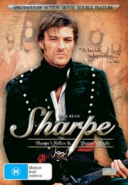 Sharpe's Rifles / Sharpe's Eagle (2 Disc Set) on DVD image