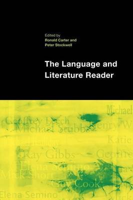 The Language and Literature Reader image