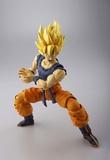 1:8 Dragon Ball Z MG Figurerise Super Saiyan Goku Model Kit