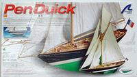 Artesania Latina Pen Duick 1:28 Wooden Model Kit