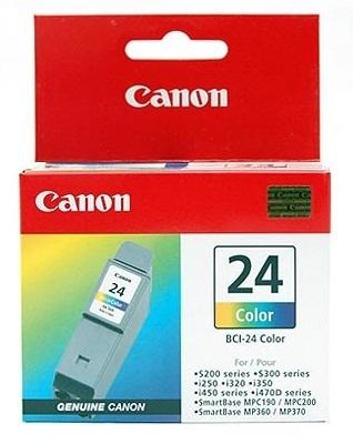 Canon Ink Cartridge BCI-24C Colour