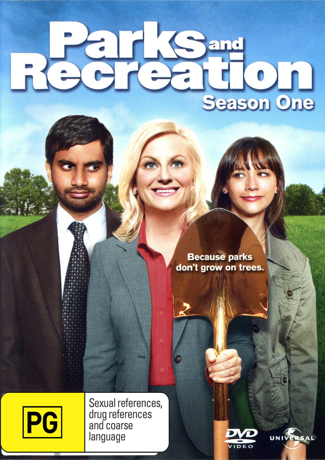 Parks and Recreation - Season 1 on DVD image