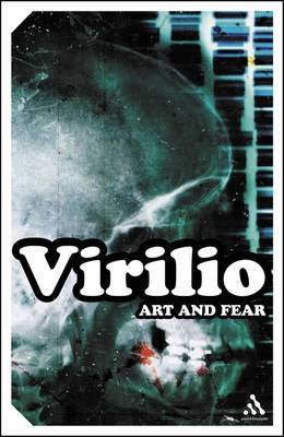 Art and Fear by Paul Virilio image
