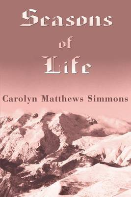 Seasons of Life by Carolyn M. Simmons image