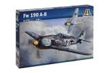 Italeri Focke-Wulf Fw 190 A-8 1:48 Scale Model Kit