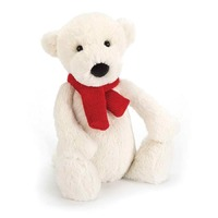 Jellycat: Bashful Polar Bear (Medium)