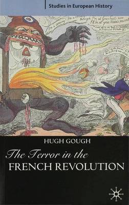The Terror in the French Revolution by Hugh Gough image