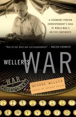 Weller's War by George Weller image