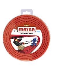 Mayka: Medium Construction Tape - Red (2M)