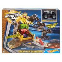 Hot Wheels: Monster Jam - Front Flip Takedown Play Set