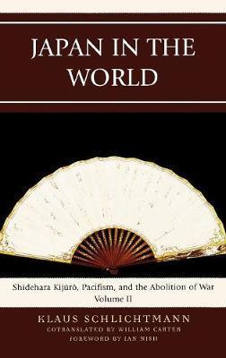 Japan in the World by Klaus Schlichtmann image