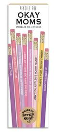 Whiskey River Co: Okay Moms Pencils