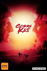 Cobra Kai - Season 1 on DVD