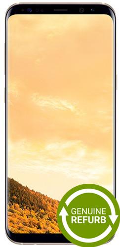 Samsung Galaxy S8 64GB - Maple Gold [Refurbished]