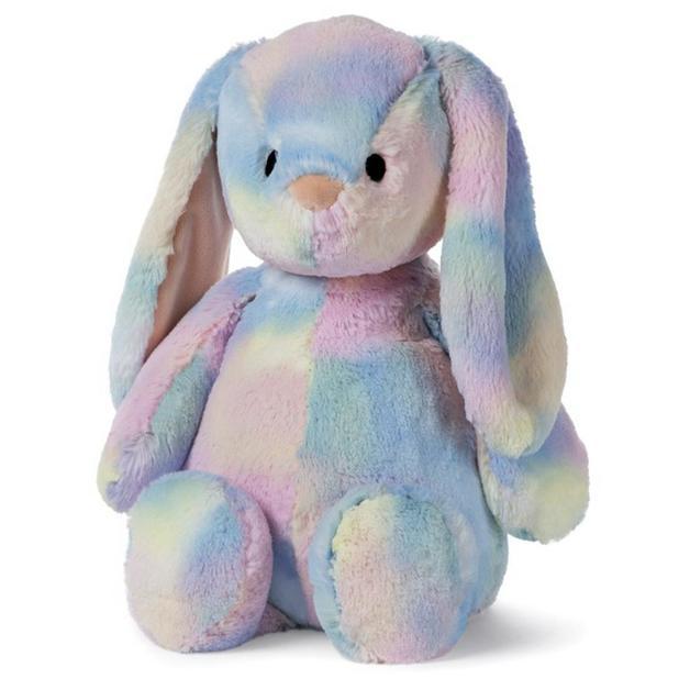 Gund: Easter Thistle Rainbow Bunny (38cm)