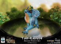 Monster Hunter: Tobi-Kadachi - PVC Statue