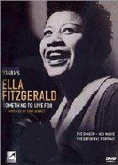Ella Fitzgerald - Somthing To Live For on DVD