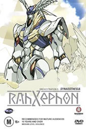 Rahxephon - Vol. 5: Synaesthesia on DVD