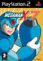 MegaMan X7 for PlayStation 2