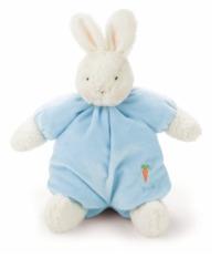 Bunnies By The Bay: Sweet Buns Blue Bud Bunny
