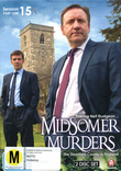 Midsomer Murders - Season 15 Part 1 on DVD