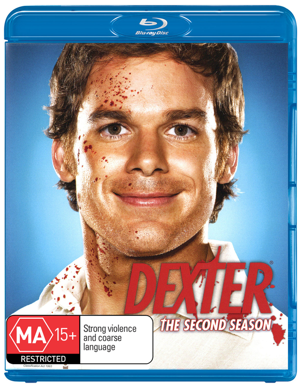 Dexter - The Complete Second Season on Blu-ray