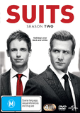 Suits - Season Two on DVD