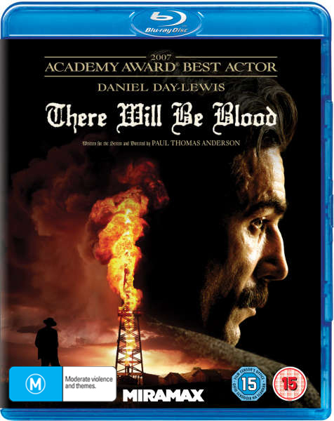 There Will Be Blood on Blu-ray image