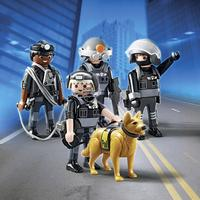 Playmobil: Tactical Unit Team (5565)