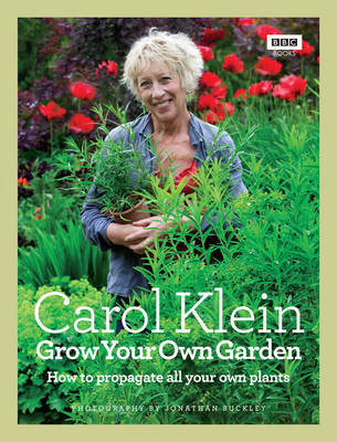 Grow Your Own Garden by Carol Klein image