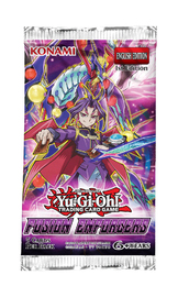 Yu-Gi-Oh! Fusion Enforcers Single Booster
