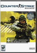 Counter-Strike: Source (CD) for PC Games
