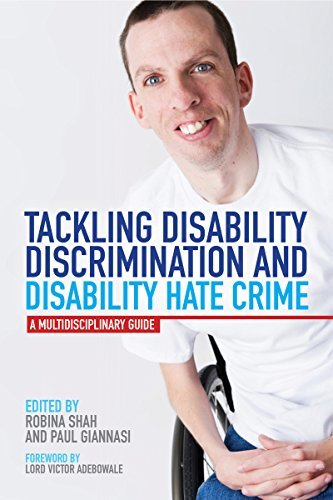 Tackling Disability Discrimination and Disability Hate Crime image