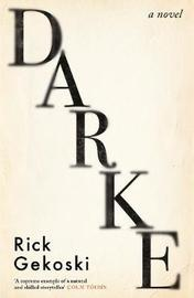 Darke by Rick Gekoski image