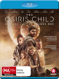 The Osiris Child: Science Fiction - Volume One on Blu-ray