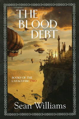 Blood Debt by Sean Williams