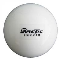 Arctic Smooth Hockey Ball (White)