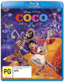 Coco (2017) on Blu-ray